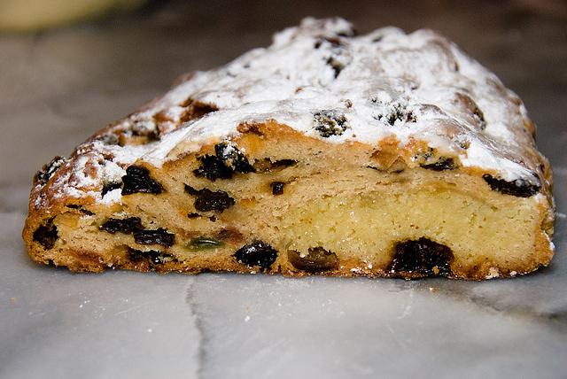 Dutch Regale's Almond/Rum Stollen