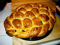 Yud Bet Holiday Challah
